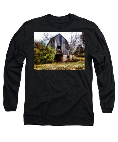 Gray Barn Long Sleeve T-Shirt