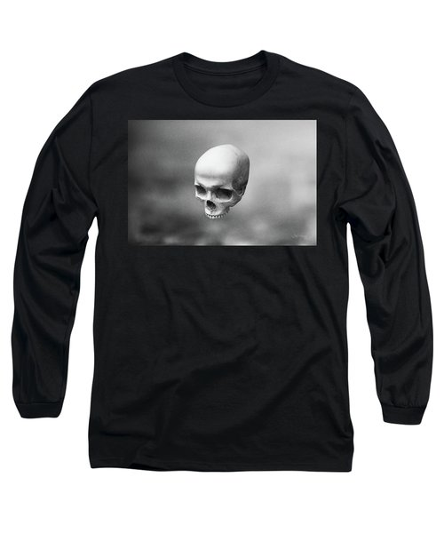 Gray Levity Long Sleeve T-Shirt