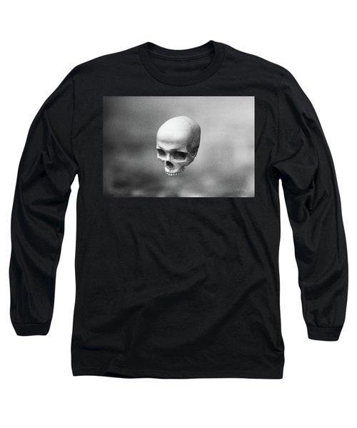 Gray Levity Long Sleeve T-Shirt