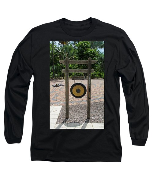 Long Sleeve T-Shirt featuring the photograph Great Antiquity by Michiale Schneider