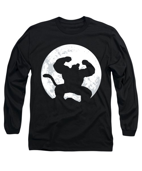 Great Ape Long Sleeve T-Shirt