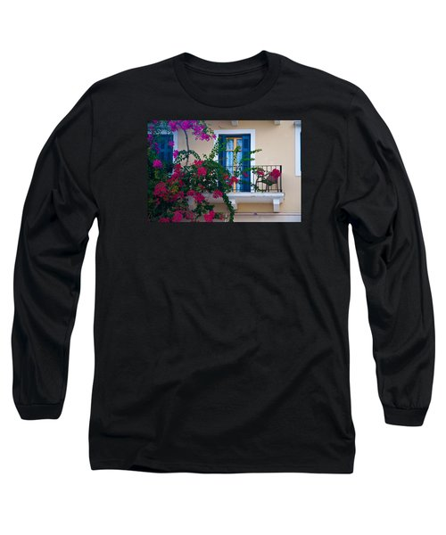 Greek Beauty Long Sleeve T-Shirt