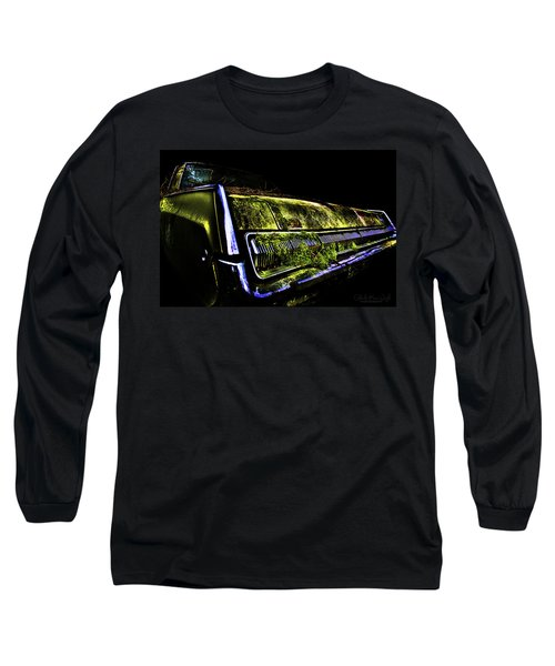 Green Dodge Glory Long Sleeve T-Shirt