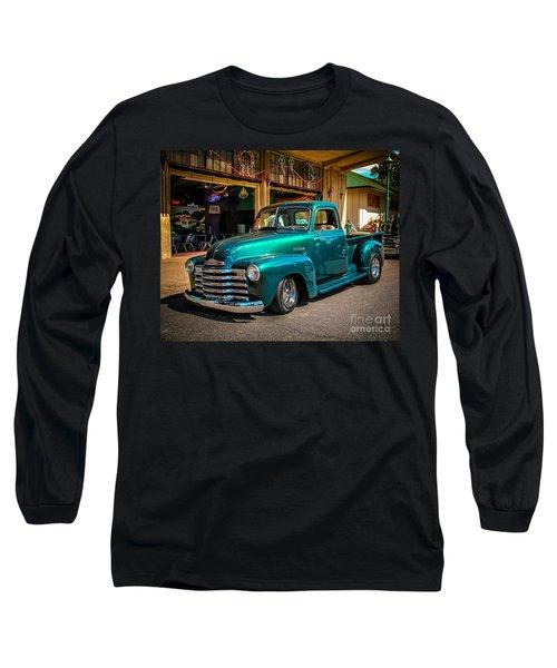 Green Dreams Long Sleeve T-Shirt
