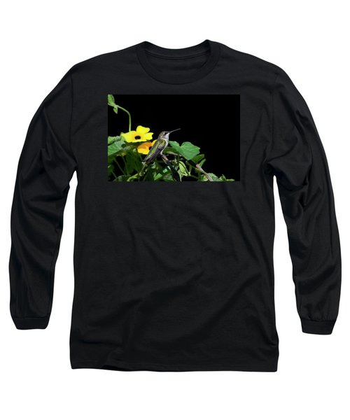 Green Garden Jewel Long Sleeve T-Shirt