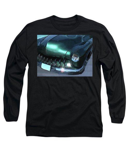 Green Mercury Custom Long Sleeve T-Shirt