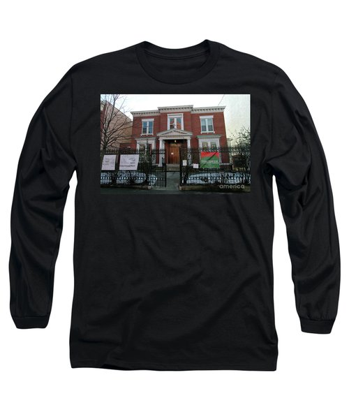 Greenpoint Reformed Church Long Sleeve T-Shirt
