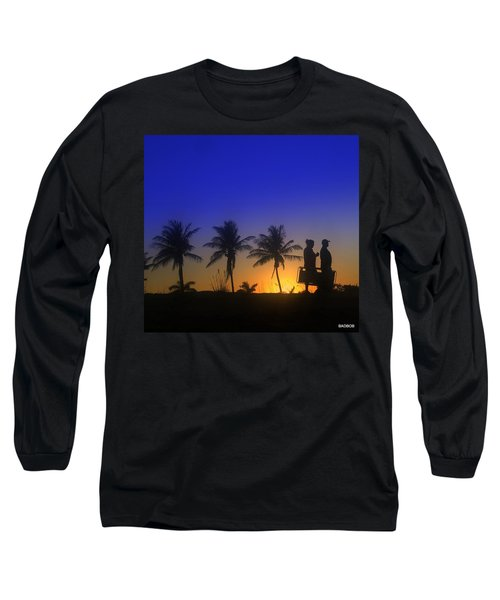 Greg  Long Sleeve T-Shirt