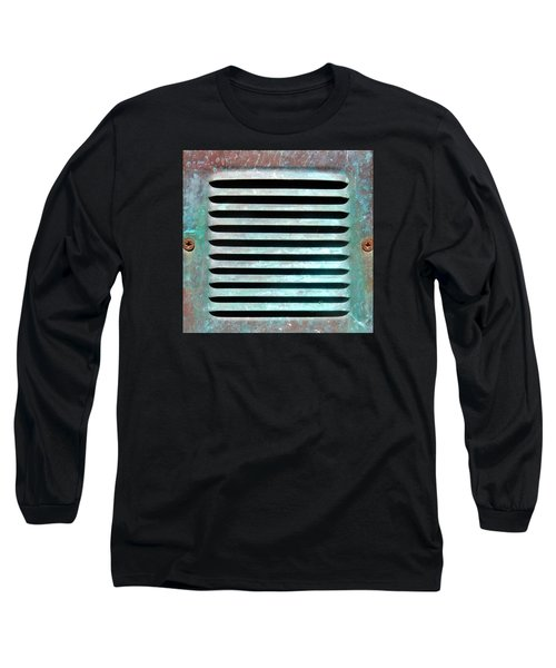 Verdigris Vent Long Sleeve T-Shirt by Dorothy Berry-Lound