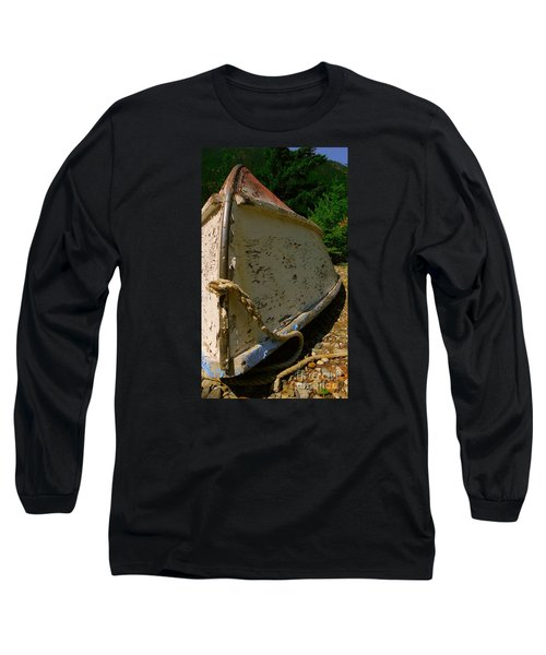 Grounded Long Sleeve T-Shirt by KD Johnson
