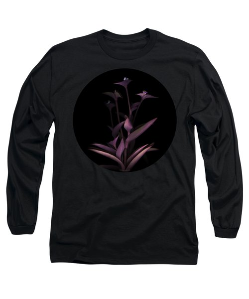 Growing Purple Long Sleeve T-Shirt