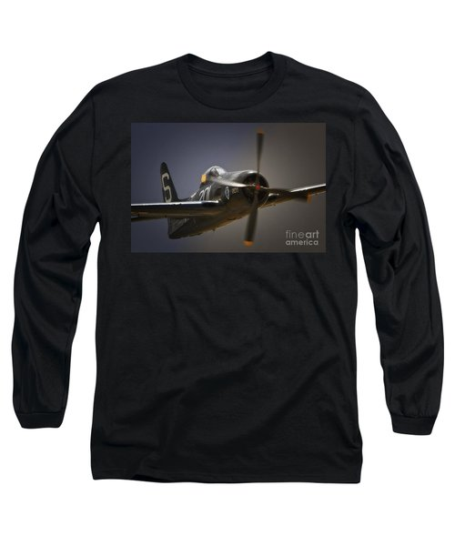 Grumman F8f Bearcat No. 201 Long Sleeve T-Shirt