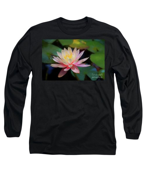 Grutas Water Lilly Long Sleeve T-Shirt