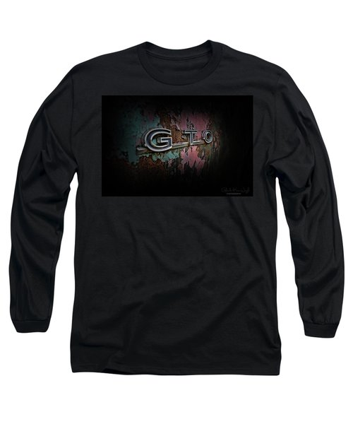 Gto Emblem Long Sleeve T-Shirt