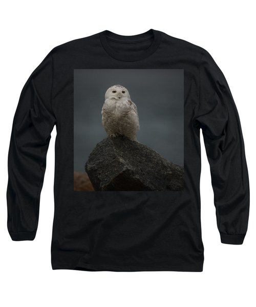 Guarding My Rock Long Sleeve T-Shirt