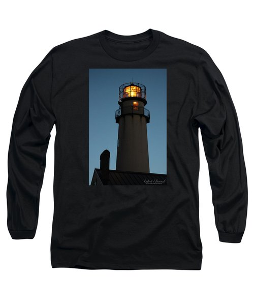 Guiding Mariners Long Sleeve T-Shirt by Robert Banach
