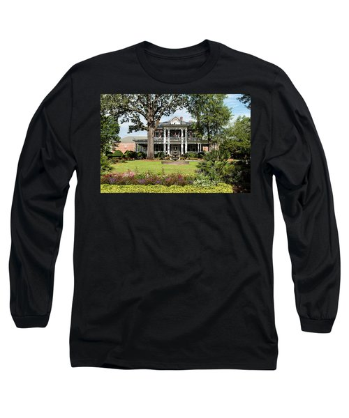 Guignard Mansion Long Sleeve T-Shirt