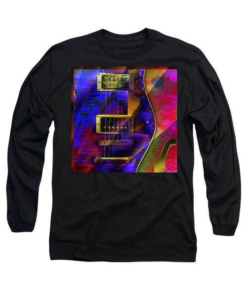 Guitars Long Sleeve T-Shirt