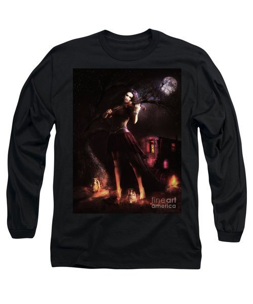 Gypsy Moon Long Sleeve T-Shirt