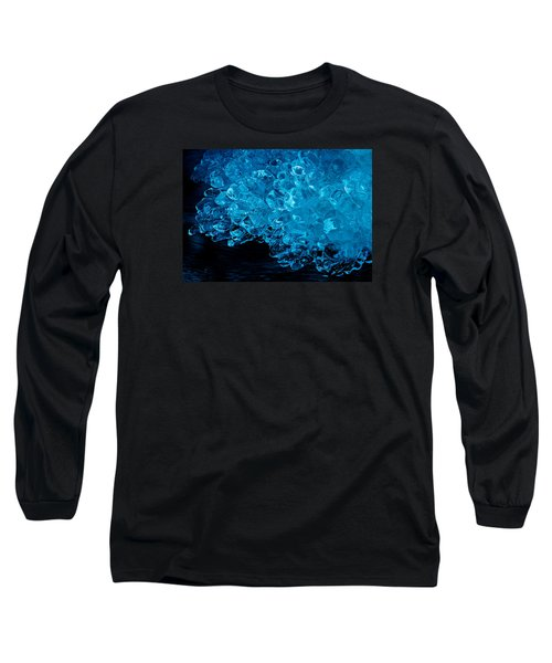 H2o....more Precious Than Diamonds Long Sleeve T-Shirt by Sean Sarsfield