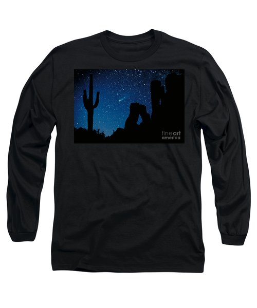 Halley's Comet Long Sleeve T-Shirt