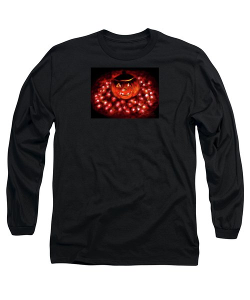 Halloween Lights Long Sleeve T-Shirt