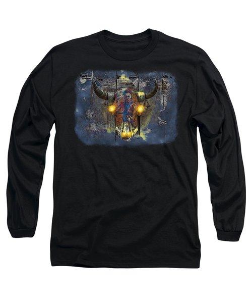 Halloween Shirt And Accessories Long Sleeve T-Shirt by John M Bailey