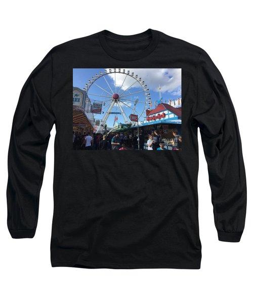 Hamburg, Germany Carnival  Long Sleeve T-Shirt