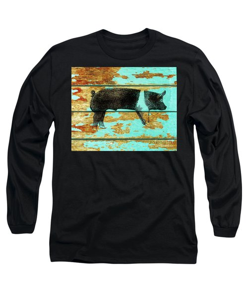 Hampshire Boar 1 Long Sleeve T-Shirt