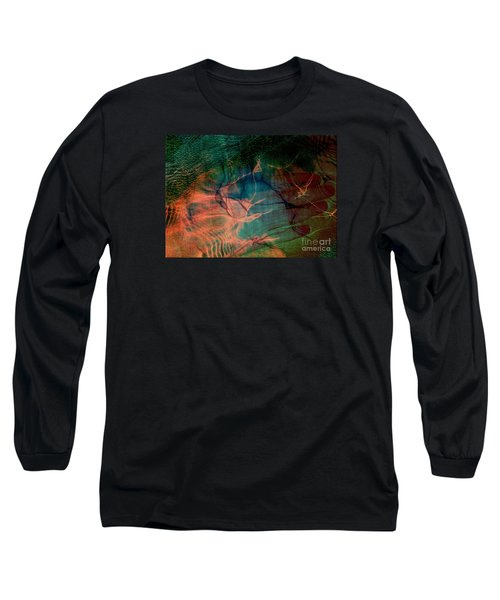 Hand Of A Healer - La Main Dun Guerisseur Long Sleeve T-Shirt