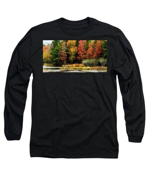 Handley Wildlife Managment Area Long Sleeve T-Shirt
