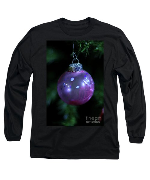 Handpainted Ornament 002 Long Sleeve T-Shirt