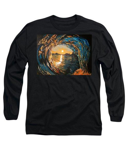 Hang Ten In Tofino Long Sleeve T-Shirt