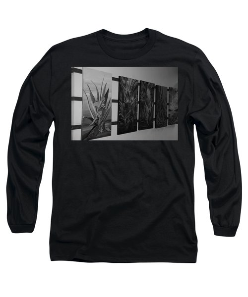 Long Sleeve T-Shirt featuring the photograph Hanging Art by Rob Hans