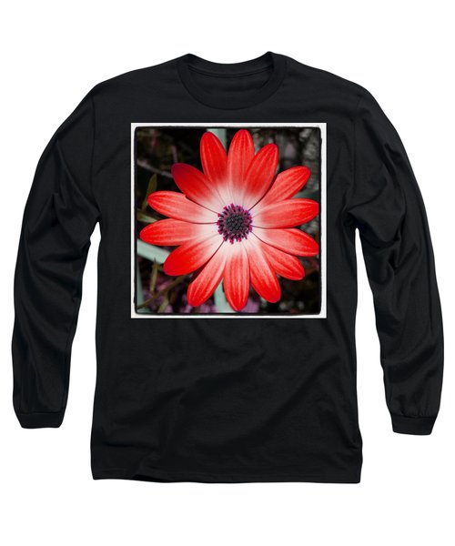 Long Sleeve T-Shirt featuring the photograph Happy Birthday Carl by Mr Photojimsf
