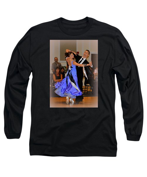 Happy Dancing Long Sleeve T-Shirt
