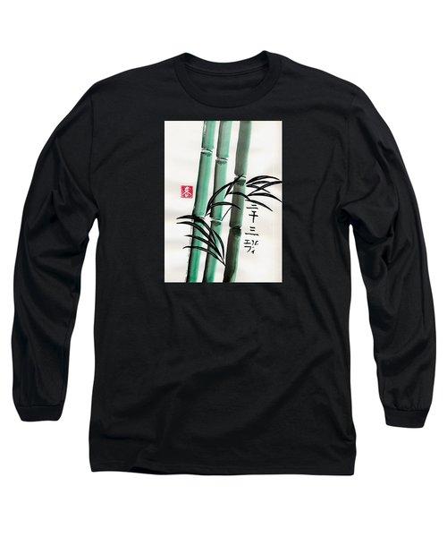 Abundance Long Sleeve T-Shirt by Linda Velasquez