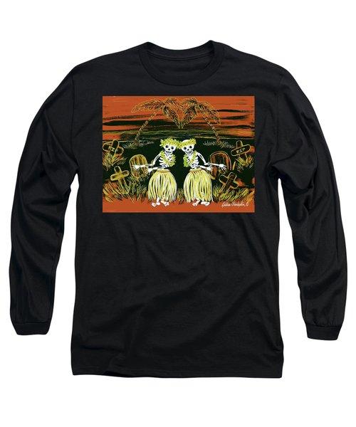 Happy Halloween Dance Long Sleeve T-Shirt