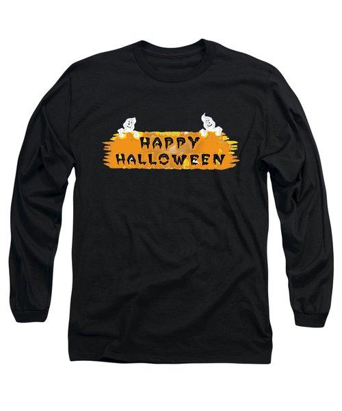 Happy Halloween - T-shirt Long Sleeve T-Shirt