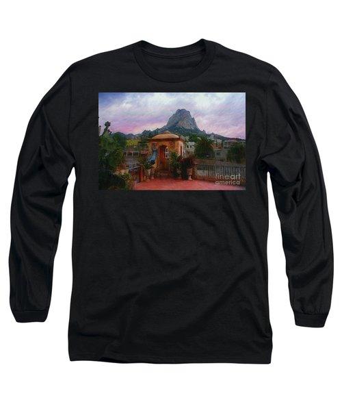 Happy Hour Long Sleeve T-Shirt by John Kolenberg