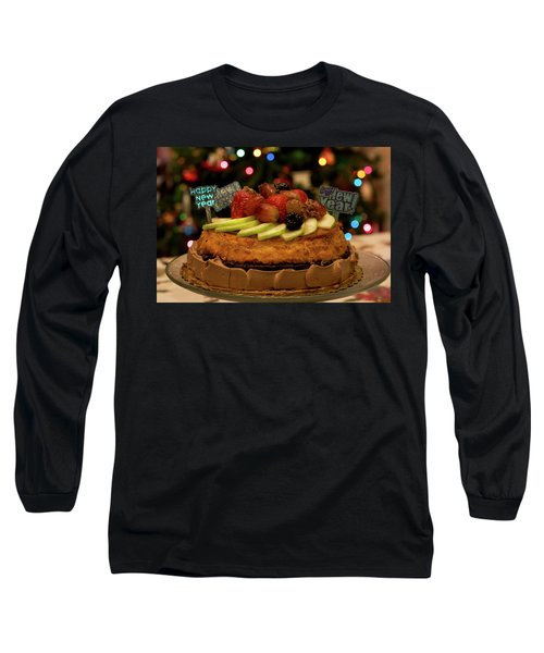 Happy New Year Long Sleeve T-Shirt by Ivete Basso Photography