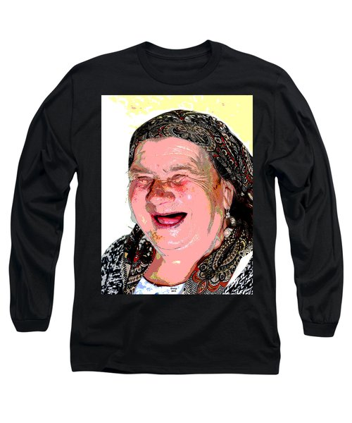 Babcia Long Sleeve T-Shirt
