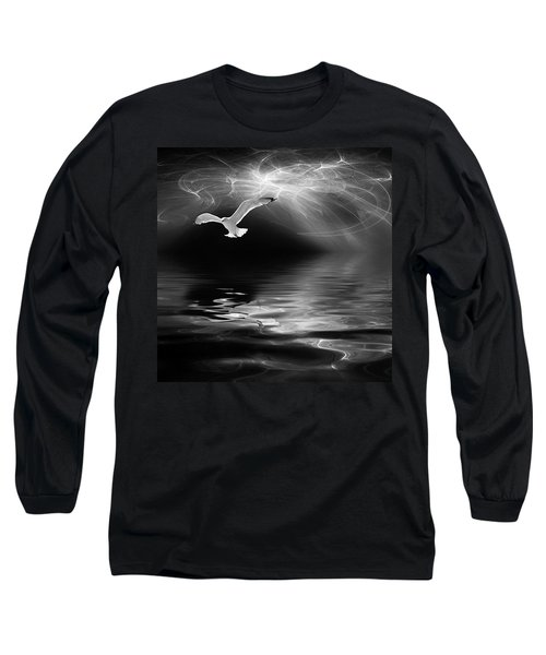 Harbinger Long Sleeve T-Shirt by John Edwards