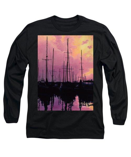 Harbor Glow Long Sleeve T-Shirt