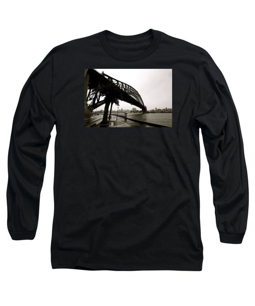 Harbour Bridge Long Sleeve T-Shirt