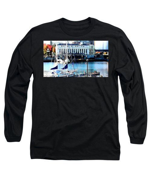 Harbour Sail Long Sleeve T-Shirt