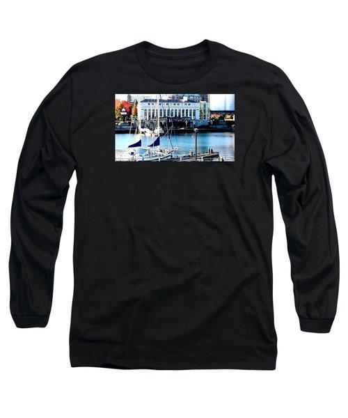 Harbour Sail Long Sleeve T-Shirt