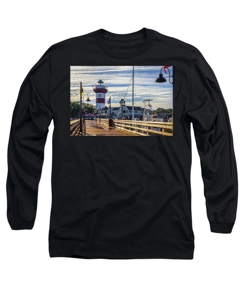 Harbour Town Lighthouse Long Sleeve T-Shirt