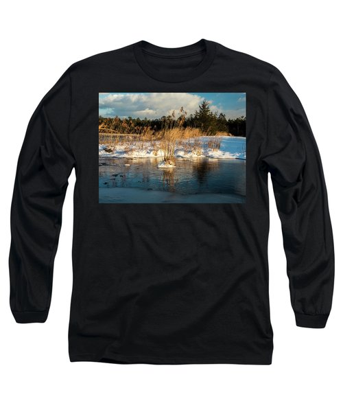 Hard Frosts And Icy Drafts Long Sleeve T-Shirt