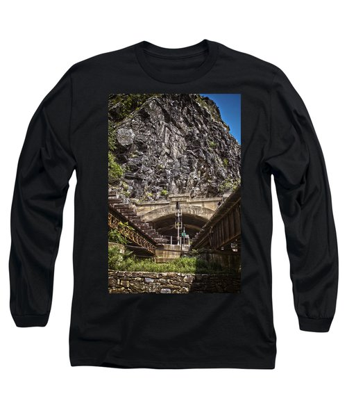 Harpers Ferry Tunnel Long Sleeve T-Shirt